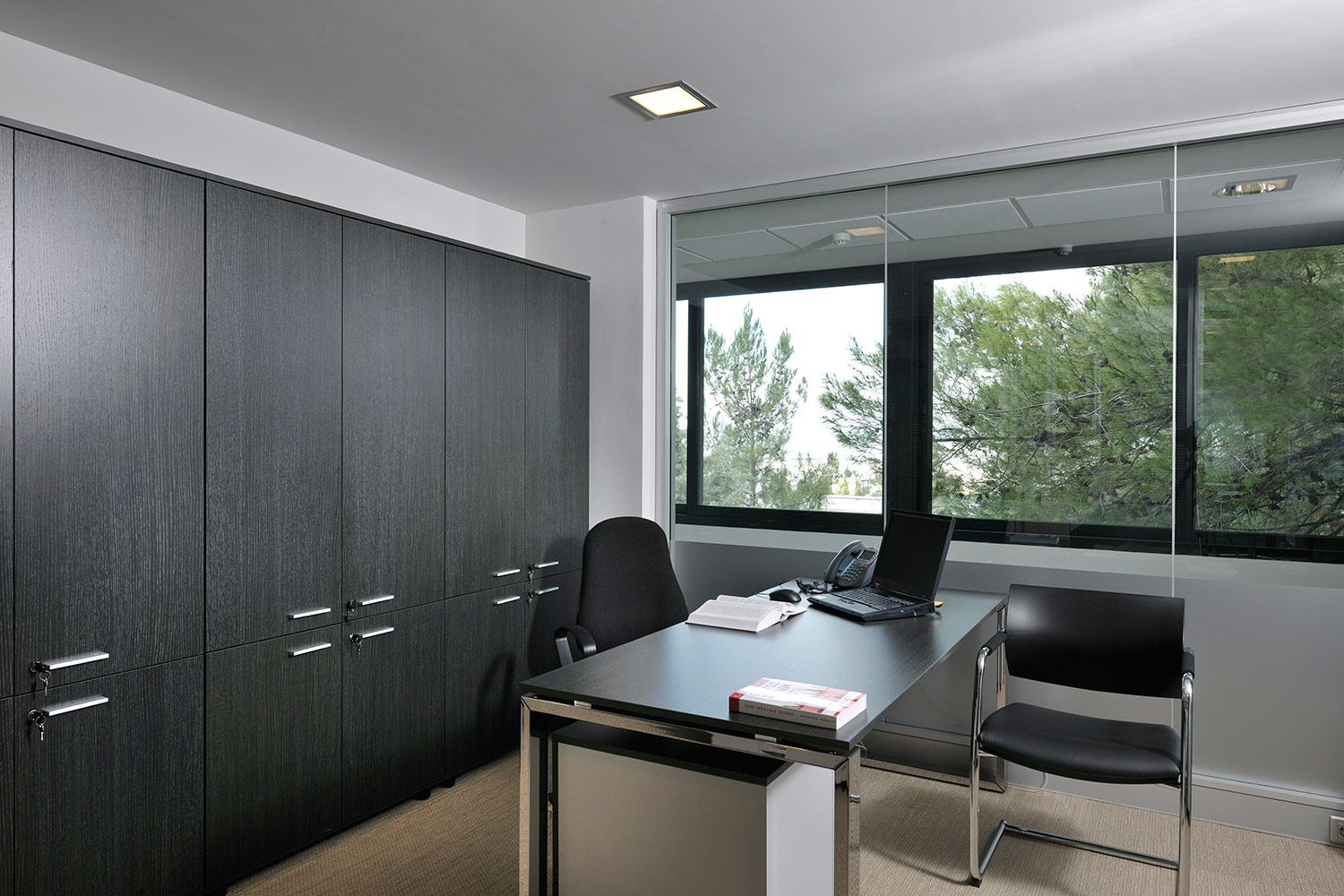 ACG, Offices