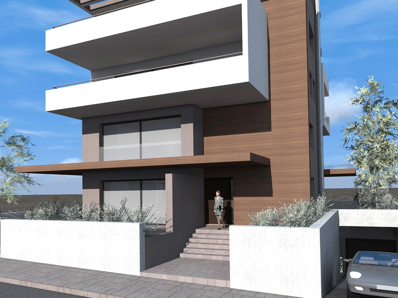 Apartment Building in Halandri | TWO ARCHITECTS DESIGN | ΚΥΒΕΛΗ ...