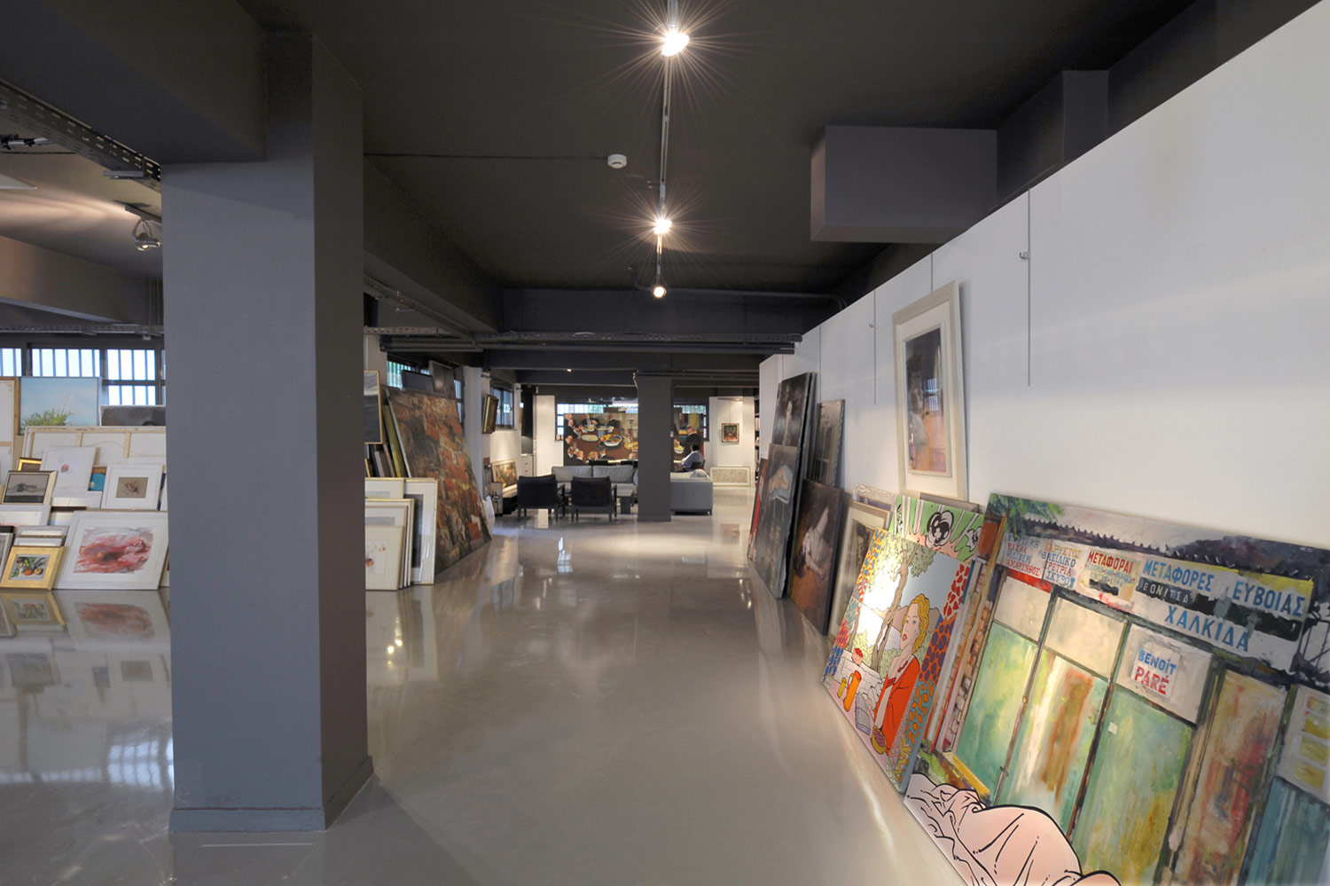 Private Art Gallery in Athens