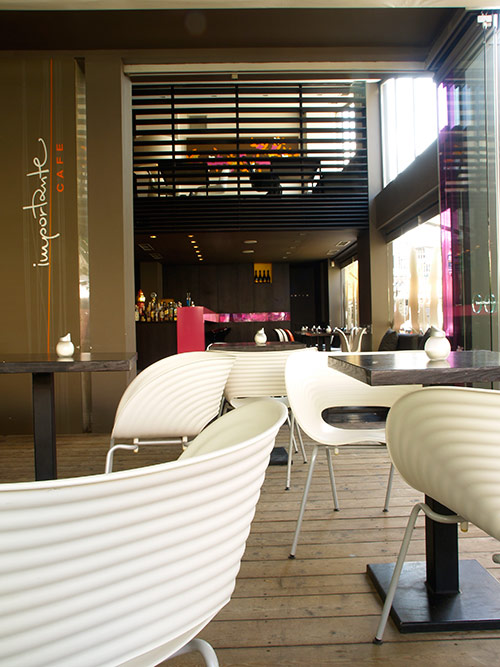 Cafe in New Erythraia